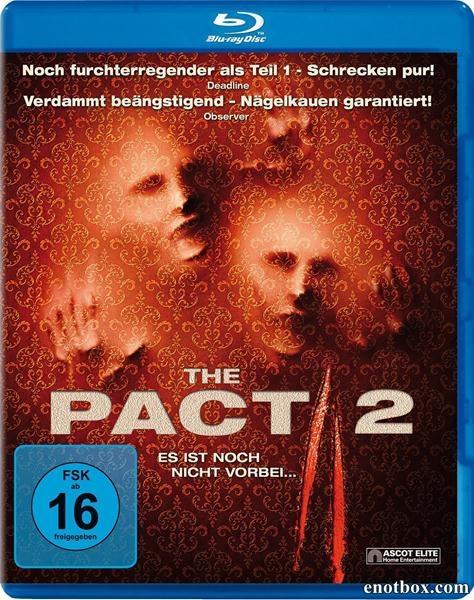 Пакт 2 / The Pact II (2014/BDRip/HDRip)