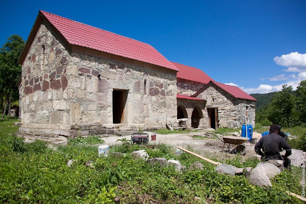 Грузия, монастырь Козипа