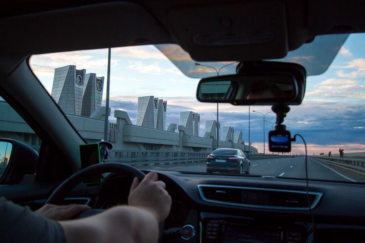 Кольцевая автодорога (Санкт-Петербург) 6