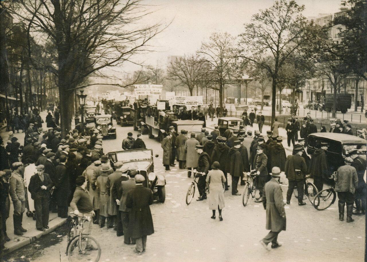 1936. На бульваре Огюста Бланки