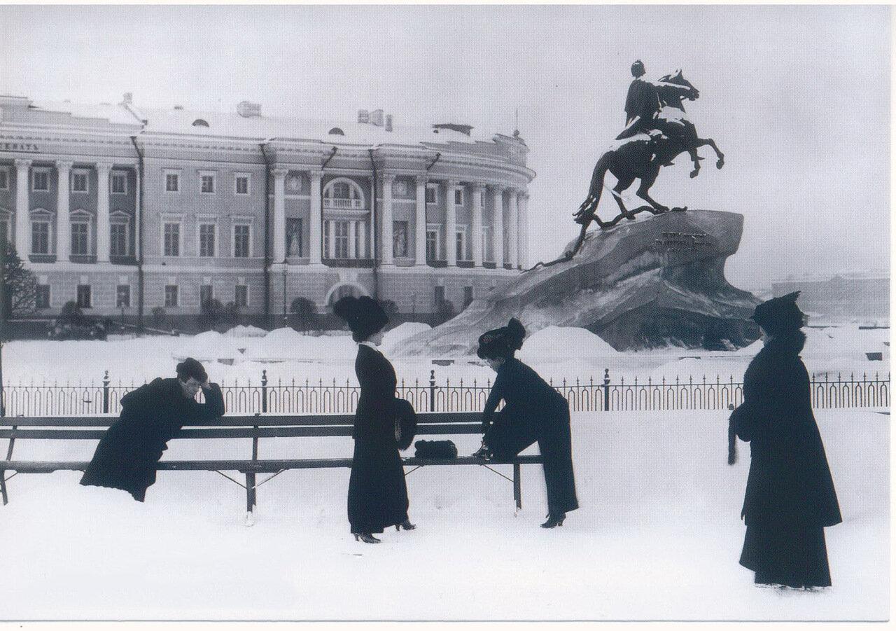 10. Петербургские модницы. 1908-1909