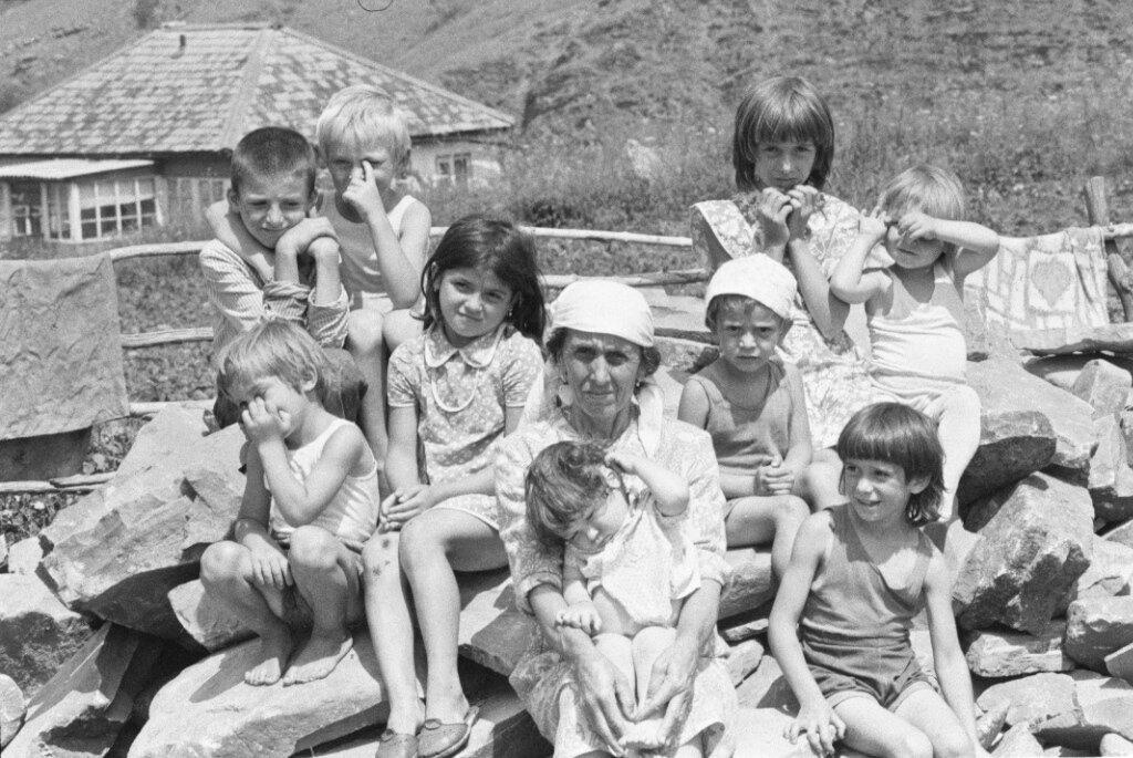 Чечня. 1980