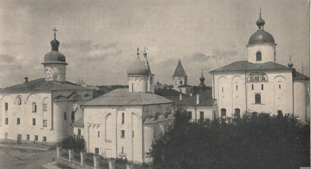 Спасо-Хутынский монастырь
