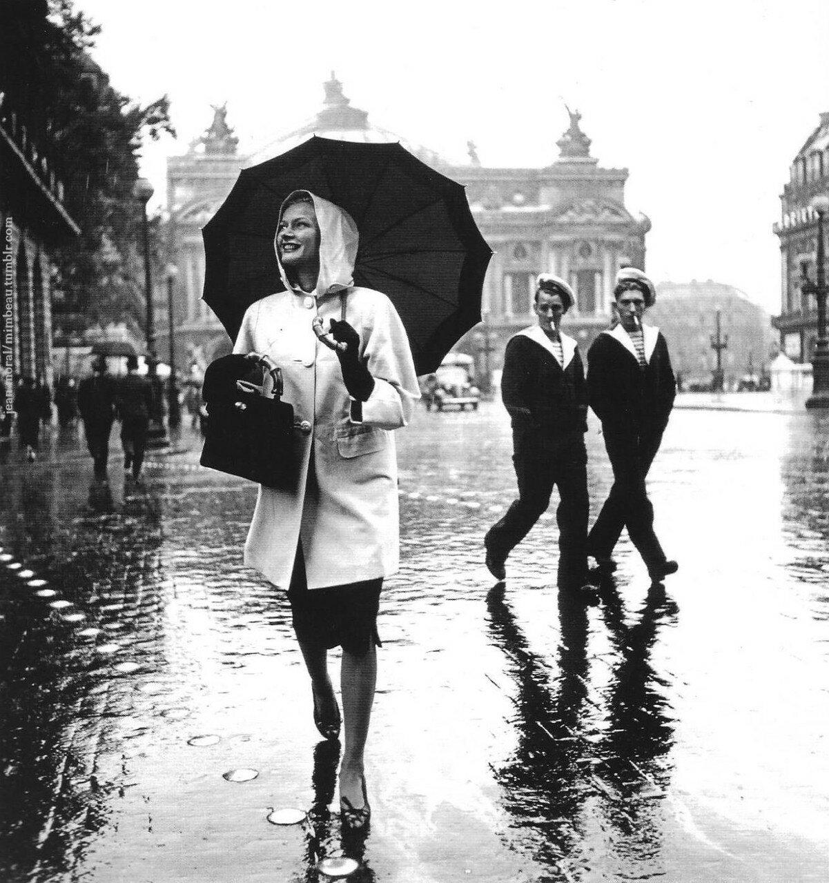 1939. Площадь Оперы