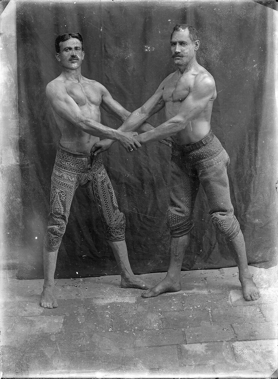 Два борца