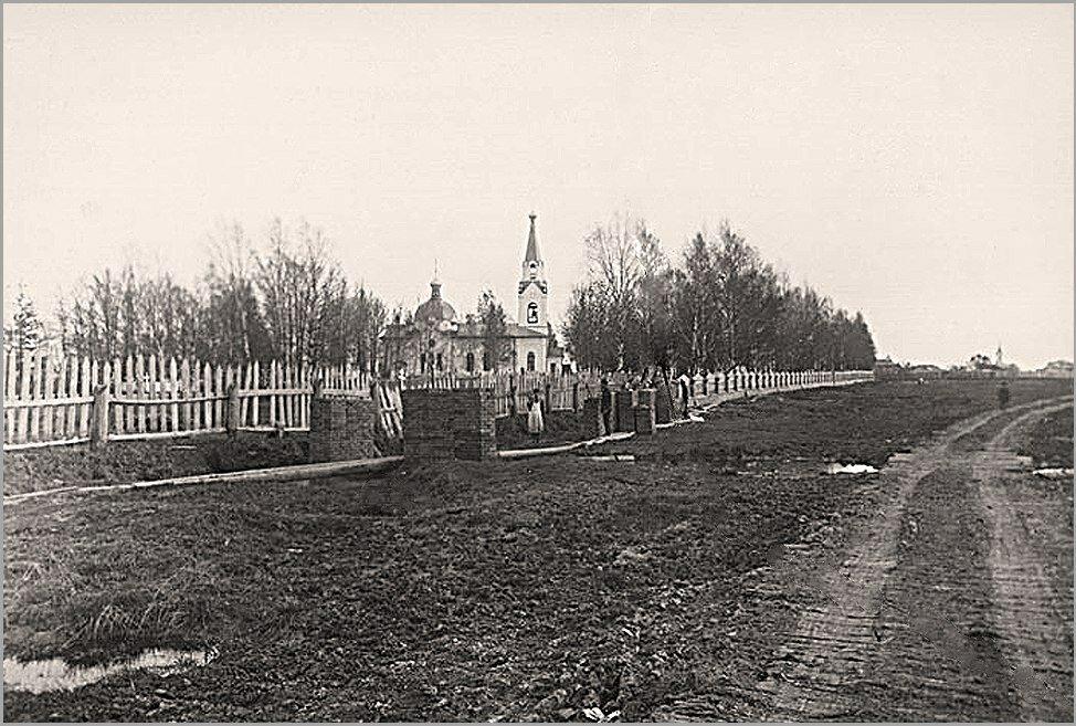 Лазаревская церковь на Горбачевском кладбище
