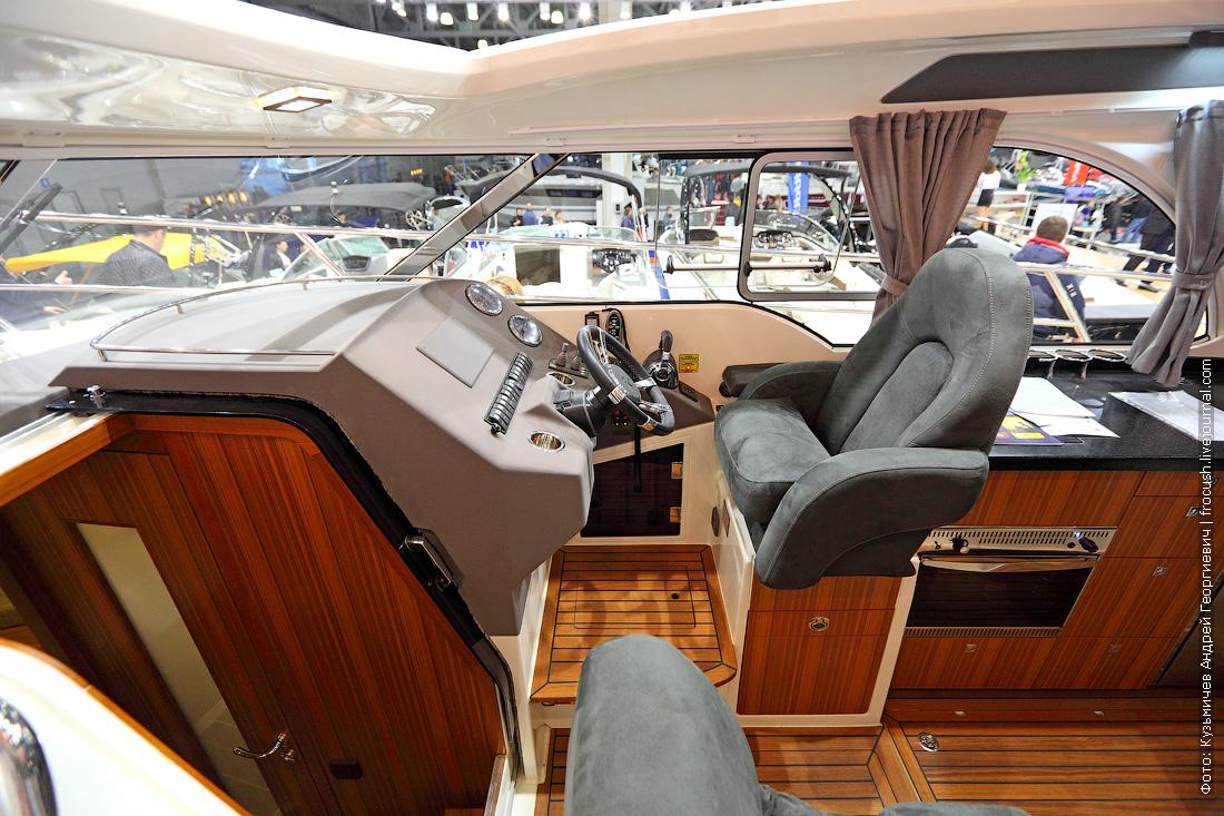 Marex 370 Aft Cabin Cruiser выставка катеров и яхт крокус экспо 2015