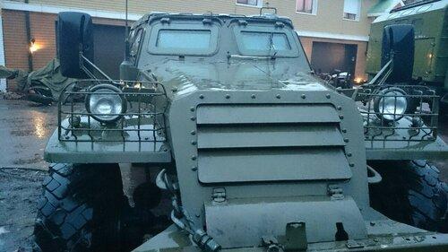 20141229_БТР-152 для полка Азов_1.jpg
