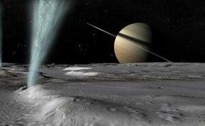 Спутник Сатурна может быть обитаемым