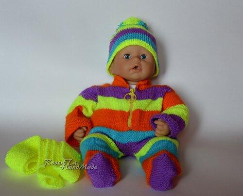 одежда для куклы, наряд для куклы, roventa-handmade, doll cothes, doll wear