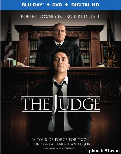 Судья / The Judge (2014/BDRip/HDRip)