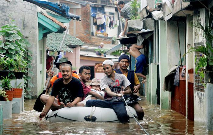 Жизнь в Индонезии. Январь