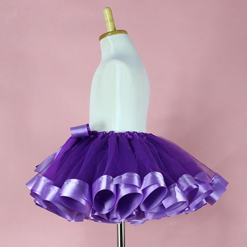 Детская юбка пышная