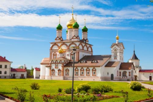 Собор преподобного Сергия Радонежского