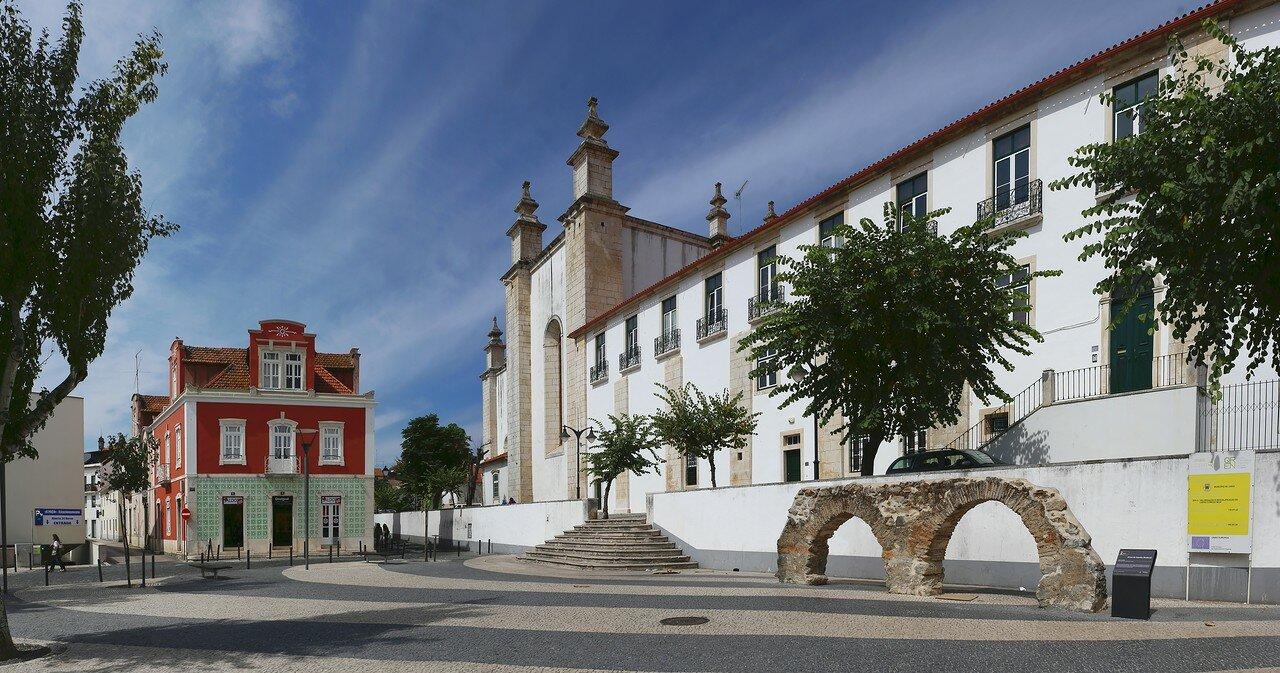 Leiria. Around the Cathedral