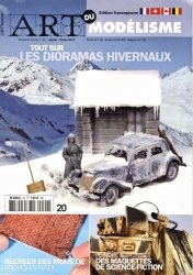 Журнал Art du Modelisme №20, 2012