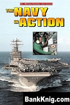 Книга The Navy in Action pdf (e-book) 6,35Мб