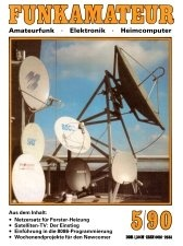 Журнал FunkAmateur № 5 1990