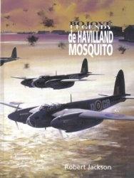 Книга Bojove legendy De Havilland Mosquito