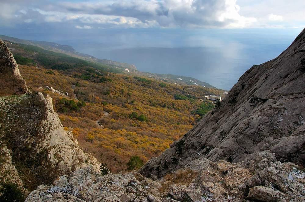 Аномальные зоны и загадочные места Крыма