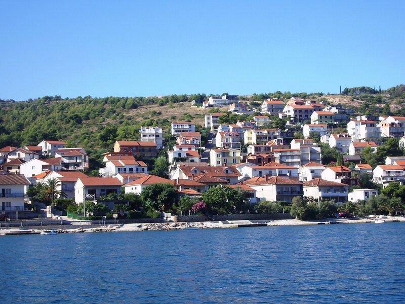 Хорватия, остров Чиово (Croatia, Island of Ciovo)