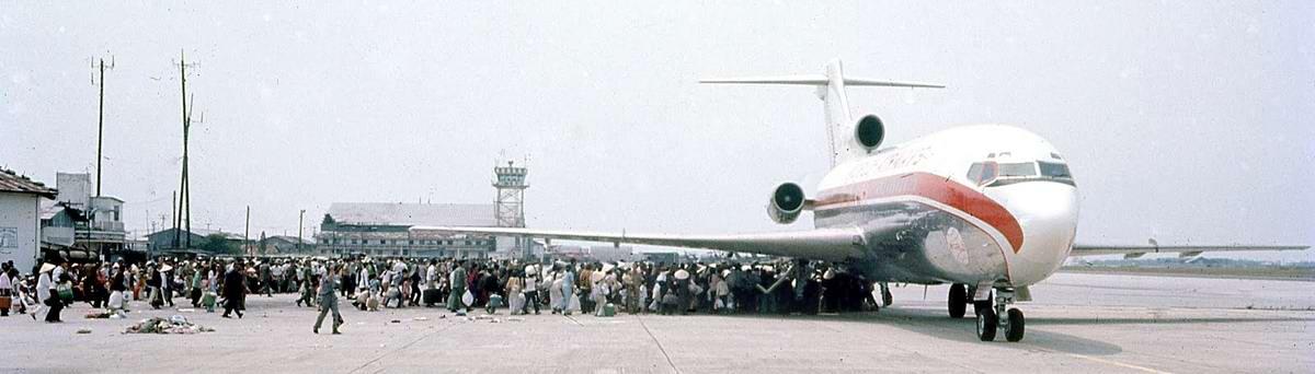 Освобождение Сайгона: как это было! К 40-летию со Дня Победы Вьетнама (США) (7)