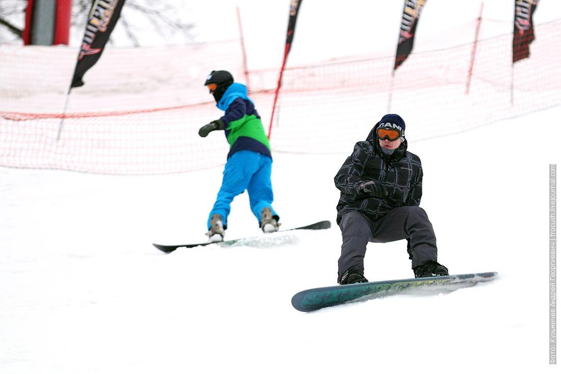 World Snow Day Горнолыжный клуб Леонида Тягачева