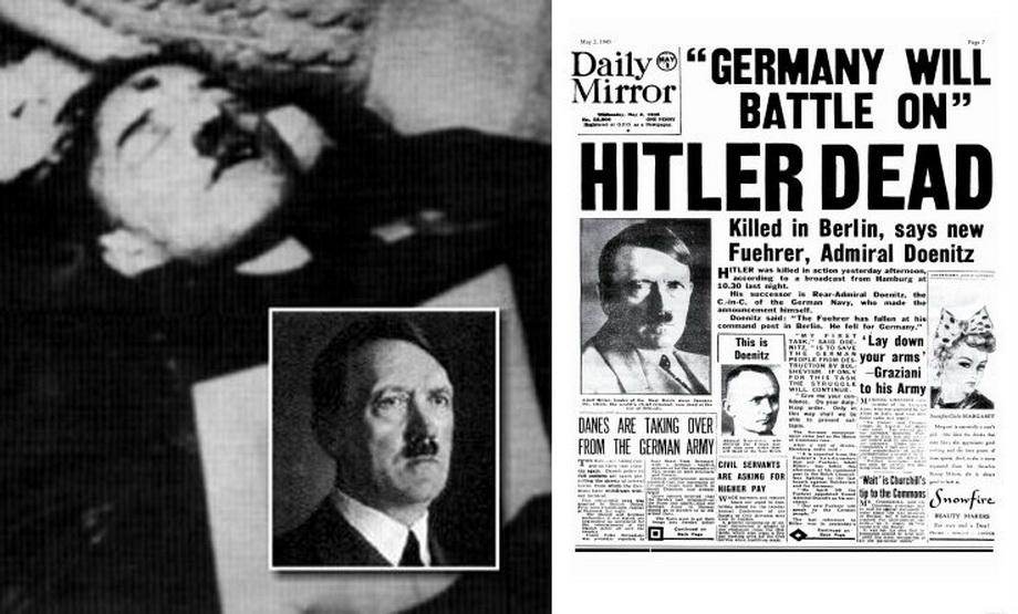 О Гитлере