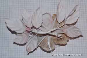 Мастер-класс. Роза  с газетным принтом «Lady Print» от Vortex  0_fc13f_da19bccf_M