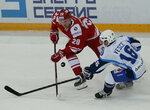 Спартак проиграл минскому Динамо