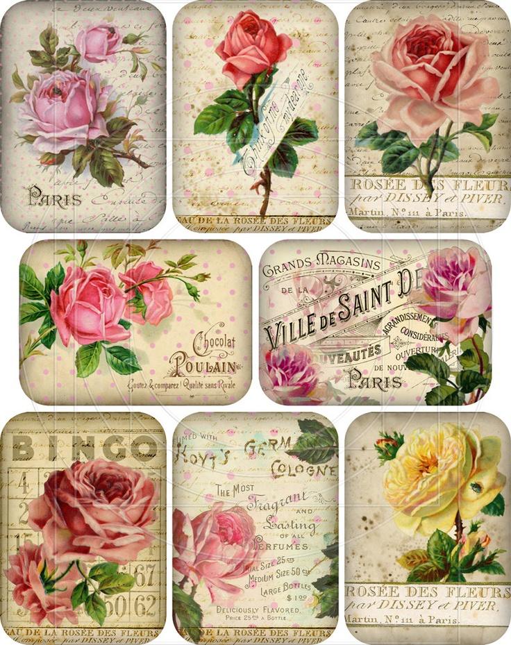 Вяжем цветы для начинающих