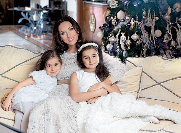 Новый год для дочерей Алсу