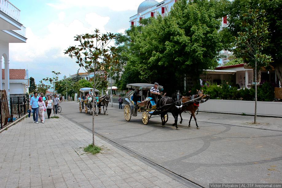 Стамбул. Принцевы острова
