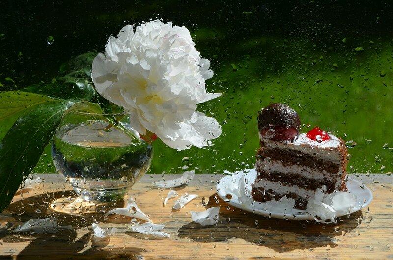 И вишенка на торте