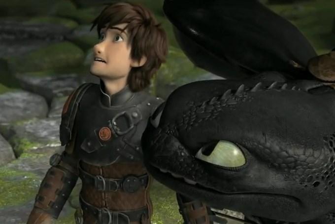«Город героев» и «Как приручить дракона 2» заработали более 600 млн долларов