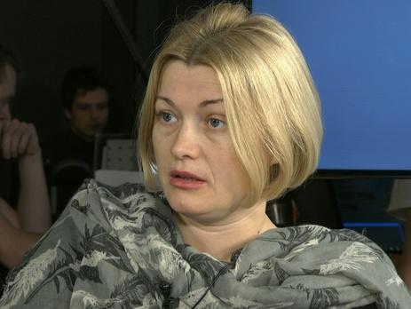 Ирина Геращенко: Всписке СБУ числится 804 пропавших без вести
