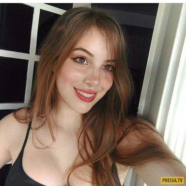 """""""Горячая штучка"""" Джулия Пиментелл – восходящая звезда Instagram"""