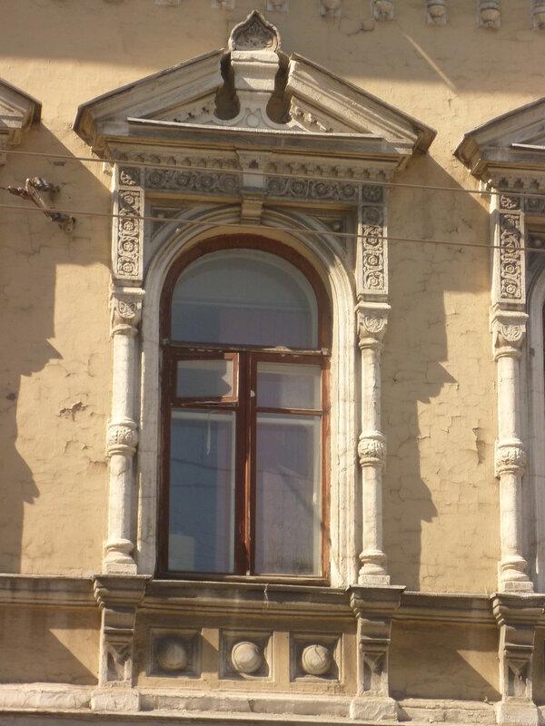 Улица Покровка.