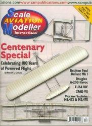 Журнал Scale Aviation Modeller International №12 2003