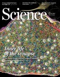 Журнал Science - 30 May 2014