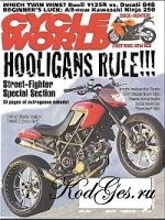 Книга Cycle World №6 (Июнь) 2008