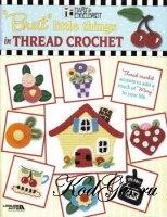 "Журнал ""Breit"" Little Things in Thread Crochet"