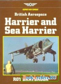 Книга British Aerospace Harrier and Sea Harrier.