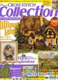 Журнал Cross Stitch Collection №117 (май) 2005.