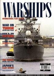 Журнал Warships International Fleet Review - 2002-12/2003-01