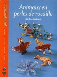Книга Animaux en perles de rocaille