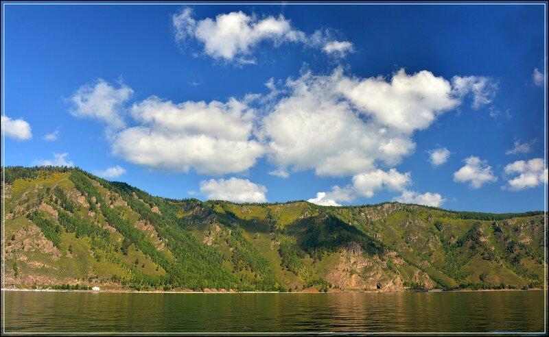 Облака Байкала