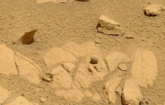 Находка Марсохода Curiosity