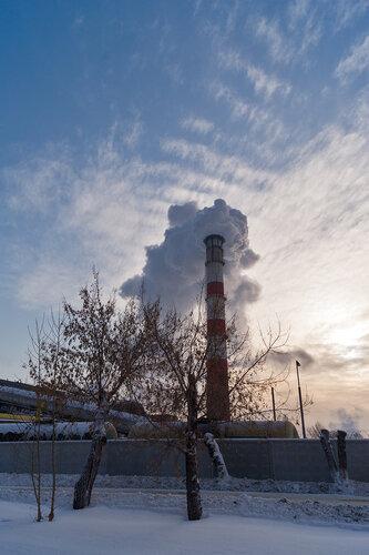 Фабрика по производству облаков)