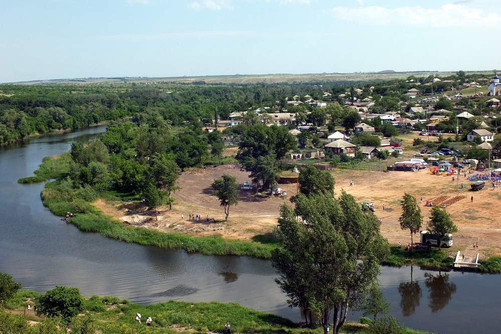 Река Калитва (Белая Калитва)